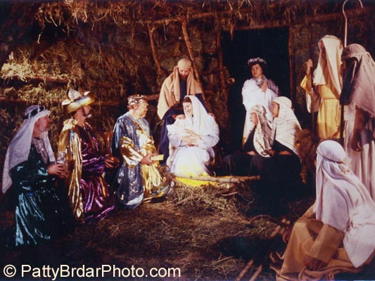 Shepherd Nativity